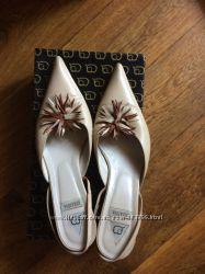 Туфли кожа 38-39