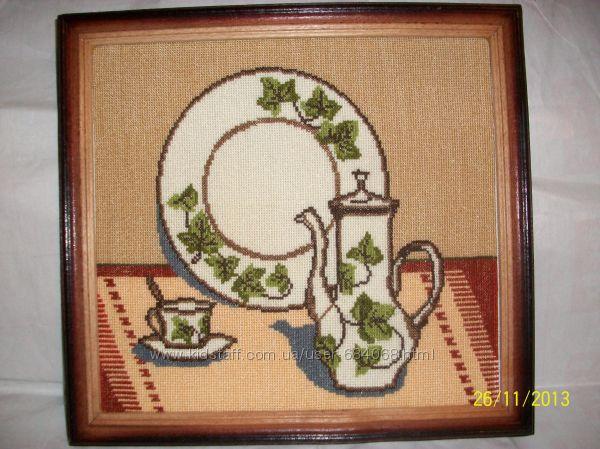 Вишита картина Кухонний натюрморт