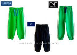 Штаны брюки спортивные детские, бренд F&F Tesco, Twenty One Англия