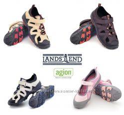 Сандалии спортивные летние туфли антимикробные, бренд LandsEnd Америка