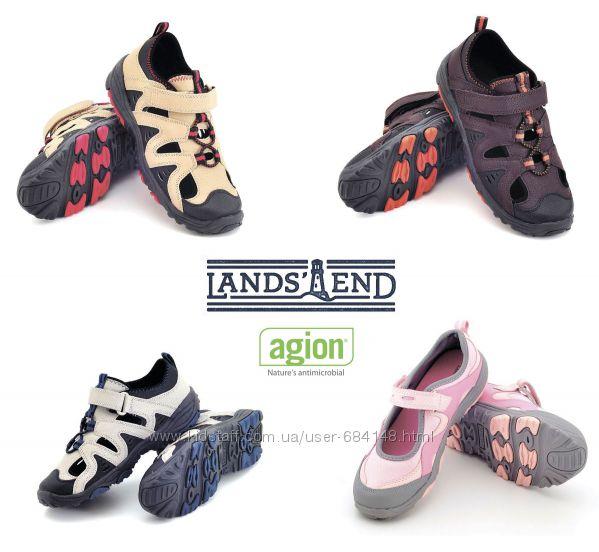 Сандалии спортивные летние антимикробные, бренд LandsEnd Америка