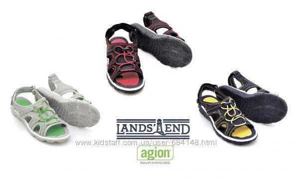 Босоножки спортивные сандалии антибактериальные, бренд LandsEnd Америка