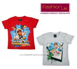 Футболки детские на 4-10 лет Subway Surfers, бренд Fashion UK Англия