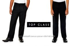 Брюки штаны черные и серые школьные на 12-16 лет, Top Class Англия