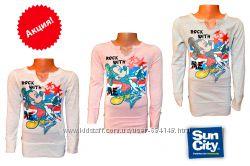 Распродажа летней одежды Регланы для девочки Mickey Mouse Дисней Sun-City