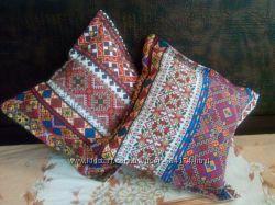 Подушка в украинском стиле Handmade