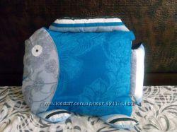 Подушка-игрушка Рыбка handmade