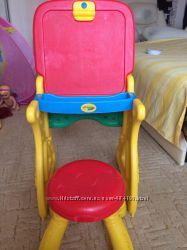Напольный мольберт-парта со стульчиком Crayola