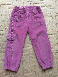 Вельветовые штаны Турция
