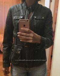 Шикарная куртка стиль милитари. Цвет хаки.