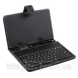 Чехол с клавиатурой для планшета 8 дюймов Докстанция