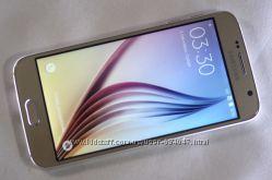 УЦЕНКА Samsung Galaxy S6 1SIM реплика. Чехол в подарок