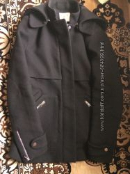 Крутое пальто ZARA р-р M в отличном состоянии