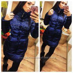 Ультра модные тёплые куртки