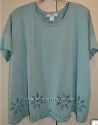 Блузы Bon Prix с коротким рукавом