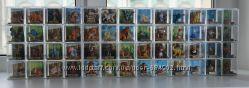 Полная коллекция  Ледниковый период в прозрачных кубиках