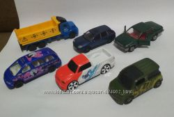 Машинки  Maisto и др. , 8 машинок