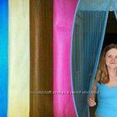 Антимоскитная сетка штора на дверь 21090