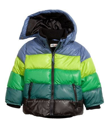 Зимний костюм Н&М на 4-5 лет 110см