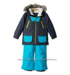 Зимние костюмы C&A 122cм на 6-7 л. Германия