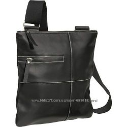 Новая кожаная сумка AmeriLeather Cross-Body