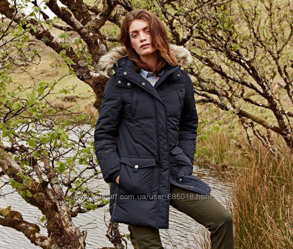 Зимняя куртка-парка ТСМ Tchibo Германия р. 40 наш 46
