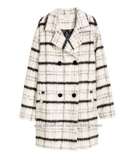 Пальто H&M LOGG размер EUR40 UK14 US10