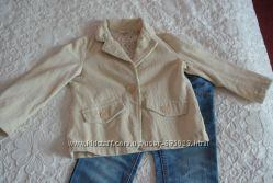Стильний піджак для дівчинки 3-4 р