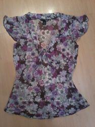 легкая воздушная блуза