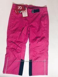 Демисезонные штаны для девочки Reima  5 лет.