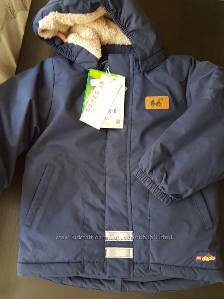 Зимняя курточка Lego Wear для мальчика 3 года