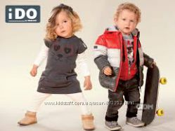 Детская одежда от итальянских брендов Sarabanda, Ido, MonnaLisa, скидки