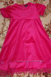 красивое платье Bogi рост 122 см.