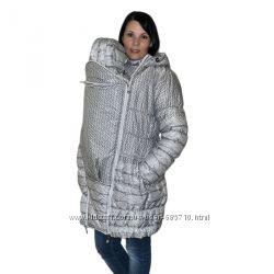 Зимняя слинго куртка 3 в 1, для беременных S, M, L, XL, XXL, 3XL.