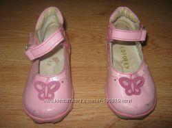 Туфельки для девочки. Размер 21.
