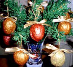 Волшебные орешки с сюрпризом на Новогодние праздники