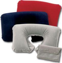 Надувная подушка для шеи для путишествия