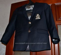 Шикарный пиджак в школу, необычный, стильный