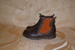 кожаные ботинки Start-rite, made in England, р. 24