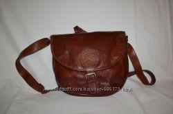 мужская кожаная сумка Chiarugi