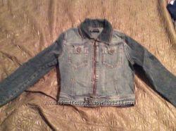 Джинс куртка 42 размер