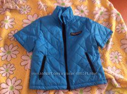 Классная жилетка- куртка