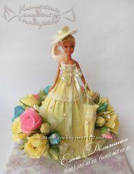 Куклы из конфет - порадуют и удивят малышку