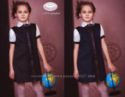 Школьные сарафаны Baby Angel на девочку р. 122 - 152