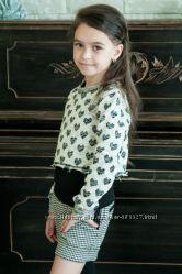Комплекта майка с джемпером и шорты на девочку Baby Angel арт. 606 р.