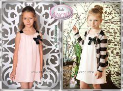 Нарядные платья для девочек Baby Angel