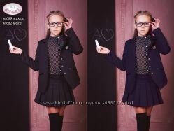 Школьный пиджак, брюки и юбка от Baby Angel, арт. 689