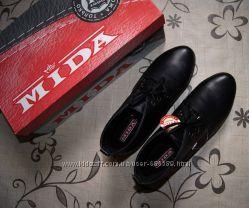 Деми женские кожаные ботинки 40р. , стелька 26 см