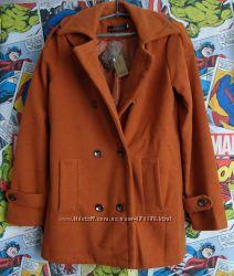 Легкий женский подростковый пиджак пальто на весну