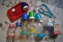 Бутылочки для кормления Canpol, Avent, Сamera и термос-бутылочка